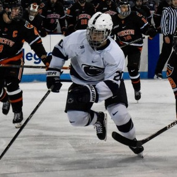 Penn State Hockey: Talvitie Scores Again in Finland Win at World Junior Championship