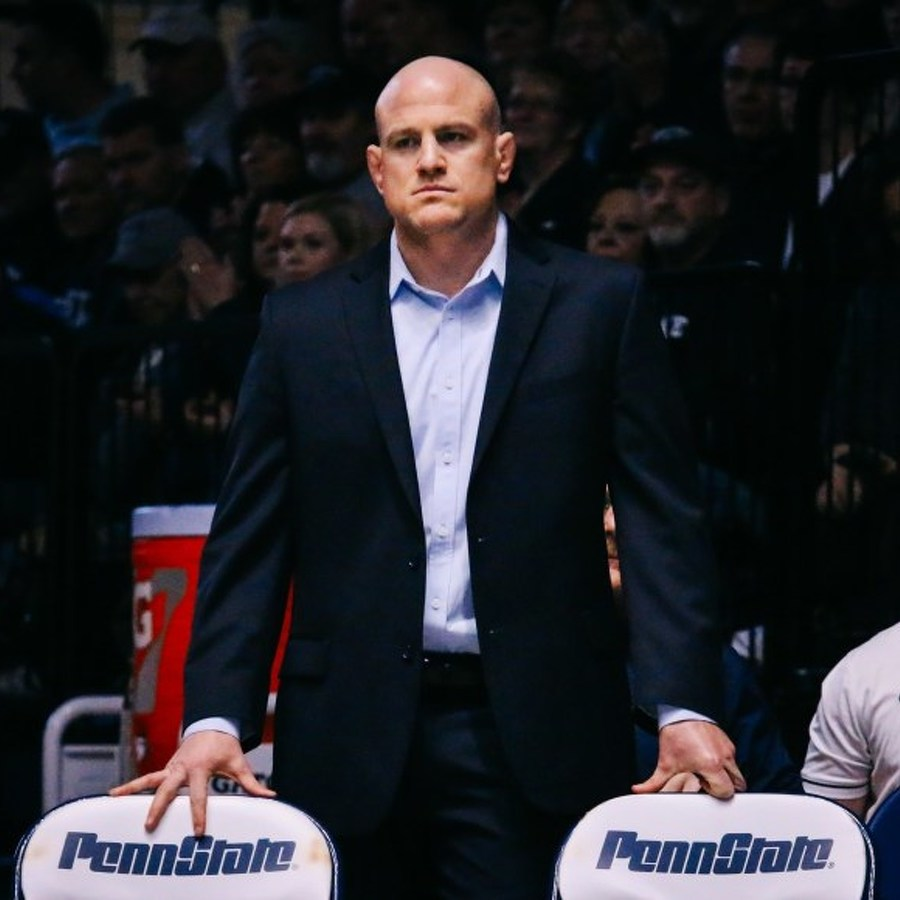 Gavin Teasdale Returns to Penn State Wrestling for Southern Scuffle