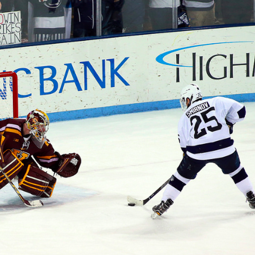 Penn State Hockey: Nittany Lions Beat Minnesota 4-2 To Open Second Half Of Season