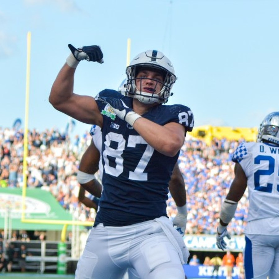 Penn State Football: Nittany Lions No. 17 in Final AP Poll
