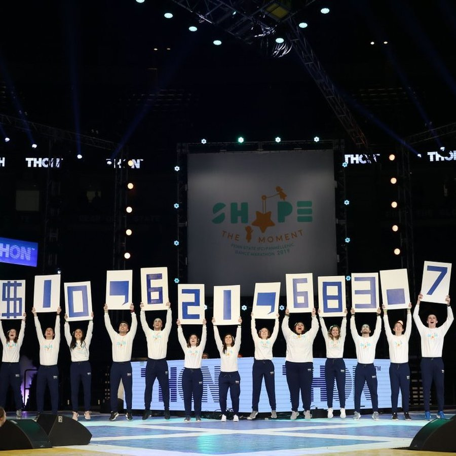 THON 2019 Raises $10.6 Million for the Fight Against Pediatric Cancer