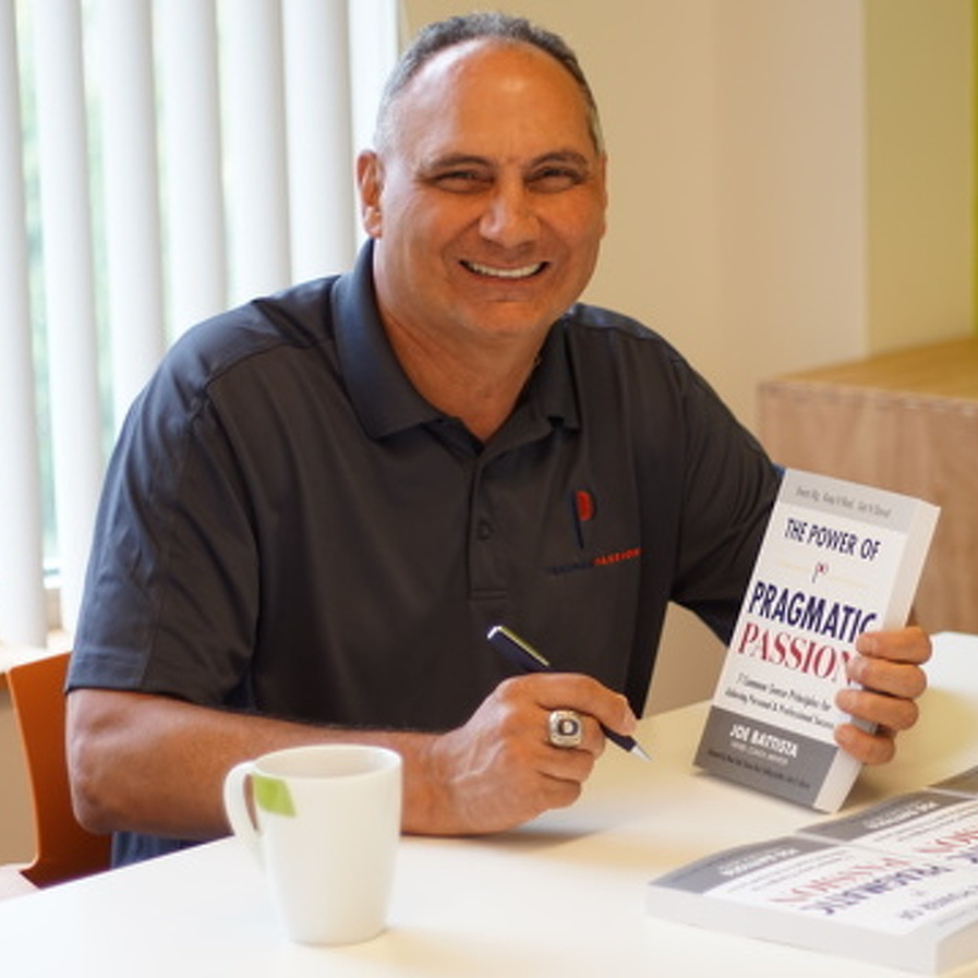 Battista to Hold Book Signing