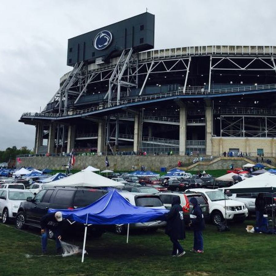 Penn State Announces New Details on One-Way Traffic Patterns for Football Parking