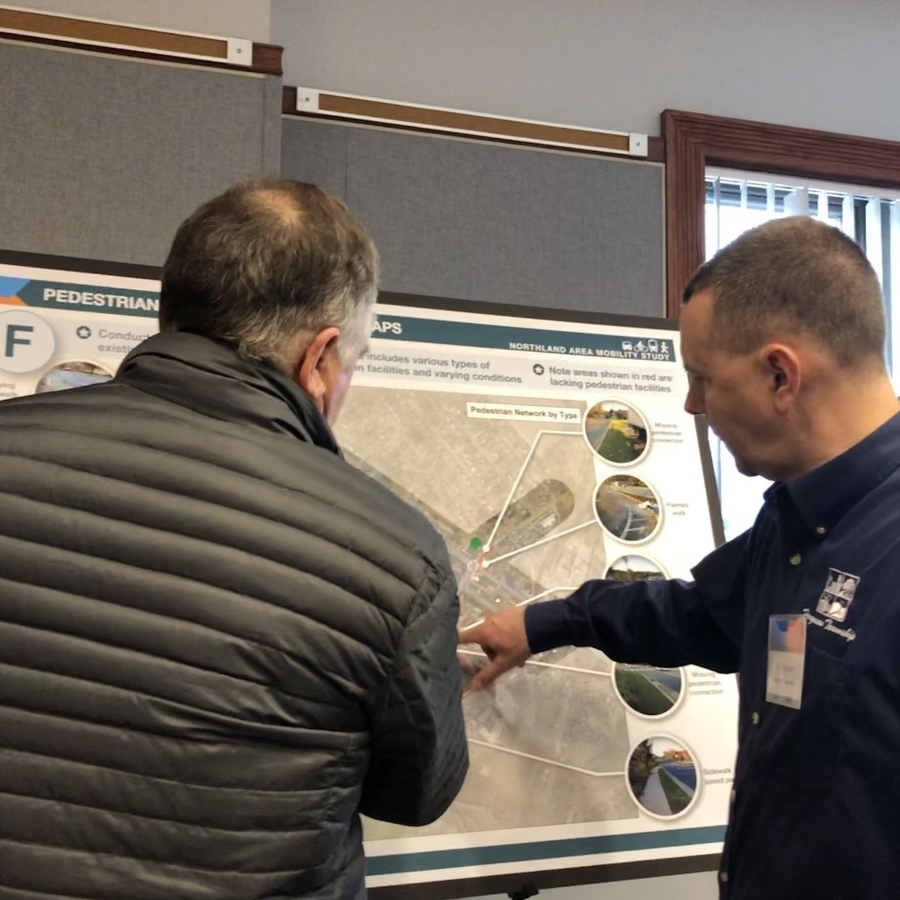 Ferguson Township Looking to Make Northland Area More Commuter-Friendly