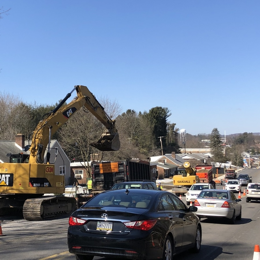 Construction Season Is Here. How Will It Affect Centre County in 2019?