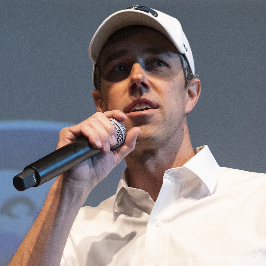 Beto O'Rourke Brings Campaign to Penn State