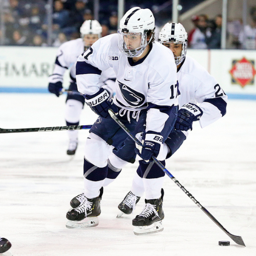 Penn State Hockey: Barratt Picks Up First-Team Honors