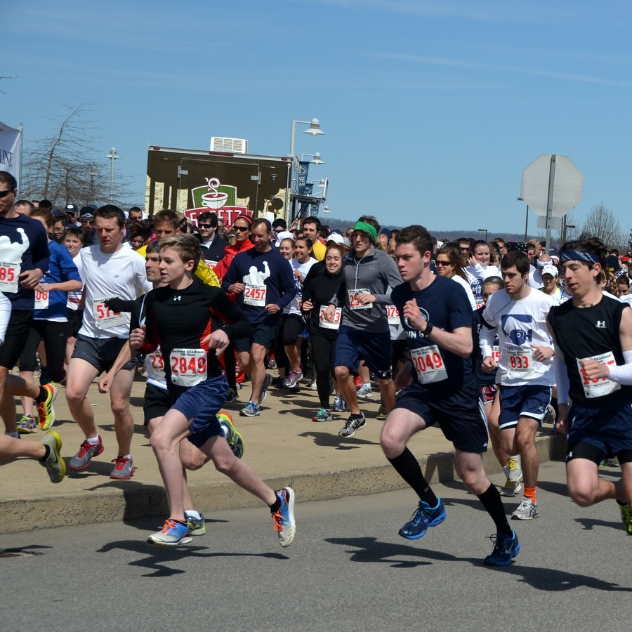 Registration Open for 10th Annual Paterno Family Beaver Stadium Run