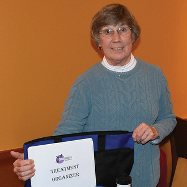As Leader of the Cancer Survivors Association, Linda Lochbaum Brings Awareness to the Cause