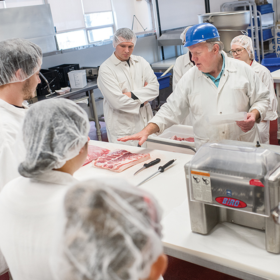 Penn State Prime: The Meat Lab is a Friday destination for many foodies, even as it trains the next generation of industry leaders