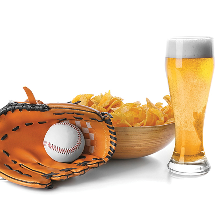 On Tap: Fans relaxing with a beer at the ballpark are enjoying a much greater selection these days