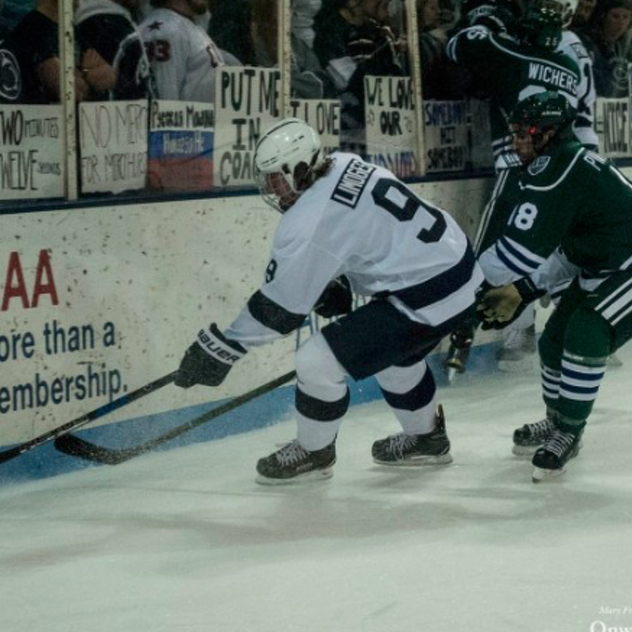 Penn State Hockey: Limoges Named To CHN First-Team, Will Return For Junior Year