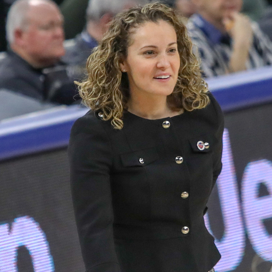 Carolyn Kieger Named Penn State Women's Basketball Head Coach