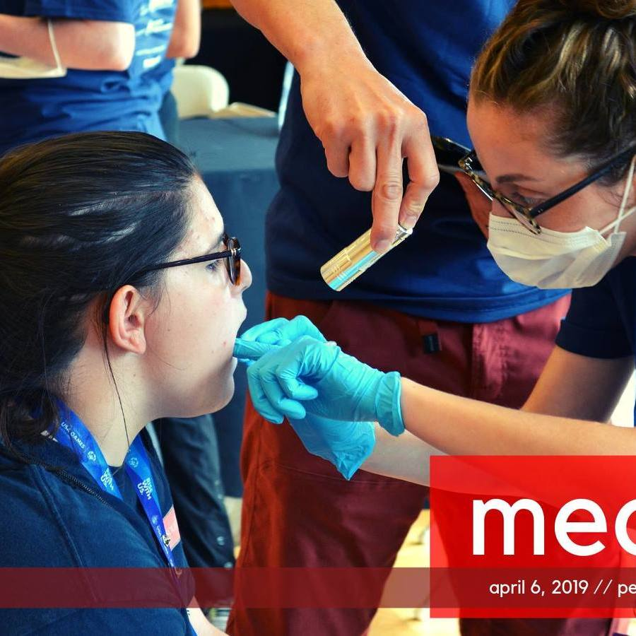 MedFest Offers Free Medical Screening for Special Olympics