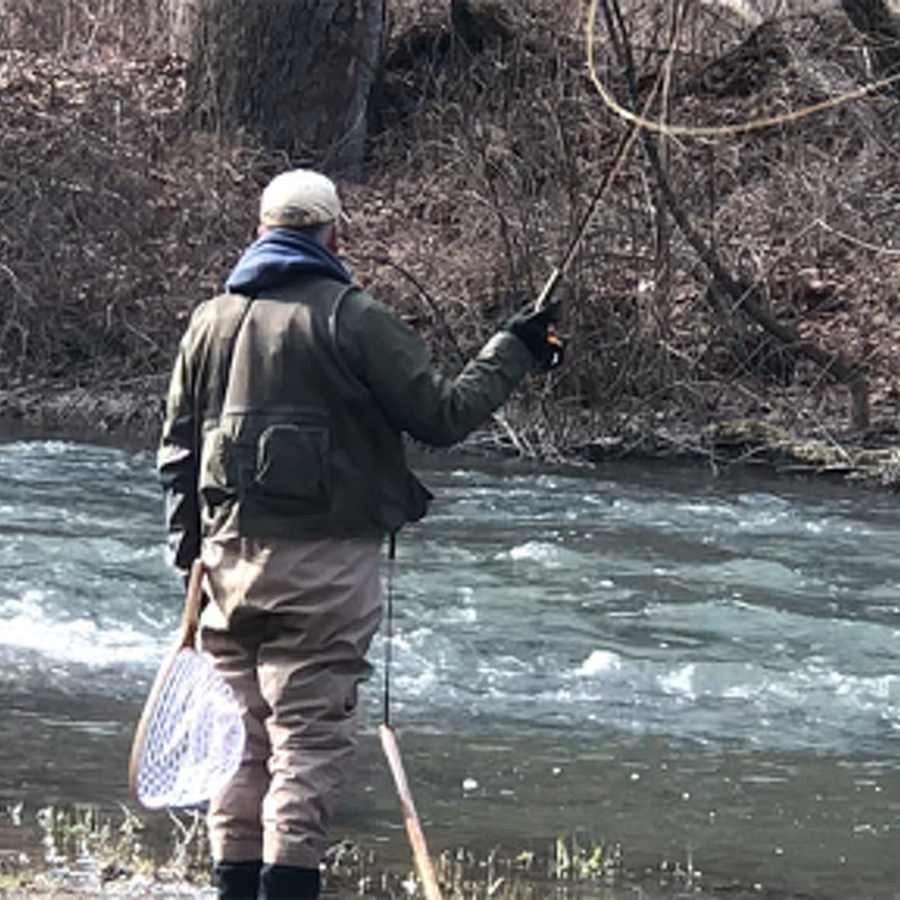 Centre County Anglers, Fish & Boat Commission Ready for Start of Trout Season