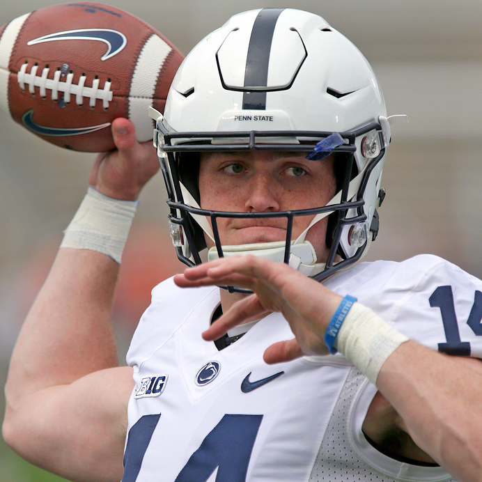James Franklin is No Closer to Answering Penn State's No. 1 Question: Who is the No. 1 Quarterback?