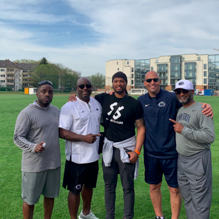 Penn State Football: Staff Hits Recruiting Trail In Germany