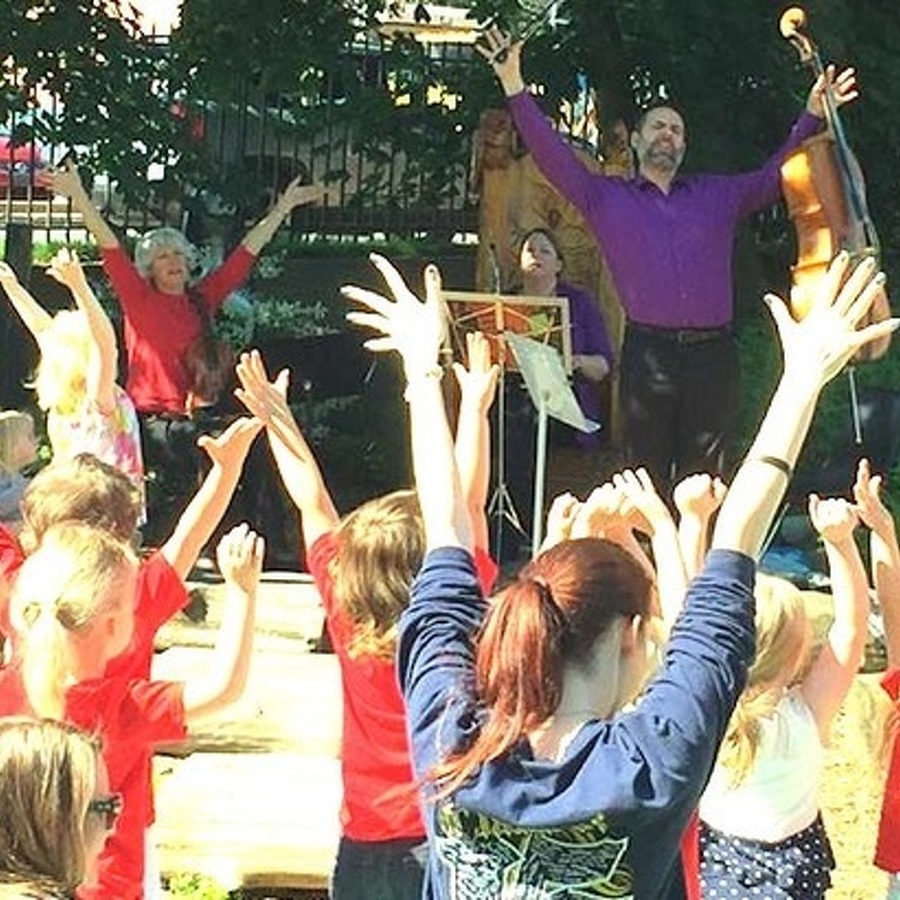 Snapshot: Penn's Woods Music 4 Kids helps young people experience art in a new way