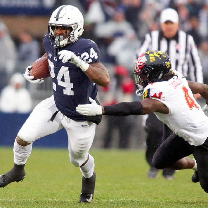 Penn State Football: Philadephia Eagles Select Miles Sanders In The Second Round