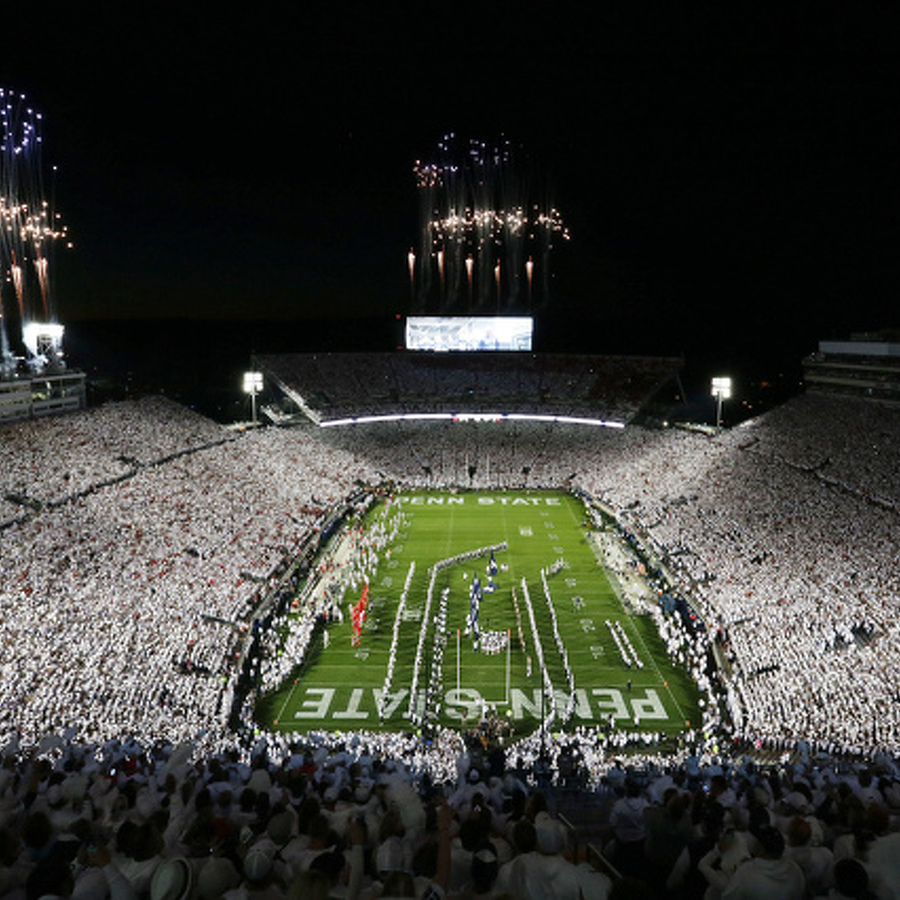 Penn State Football: 4-Star Offensive Lineman Commits to Nittany Lions