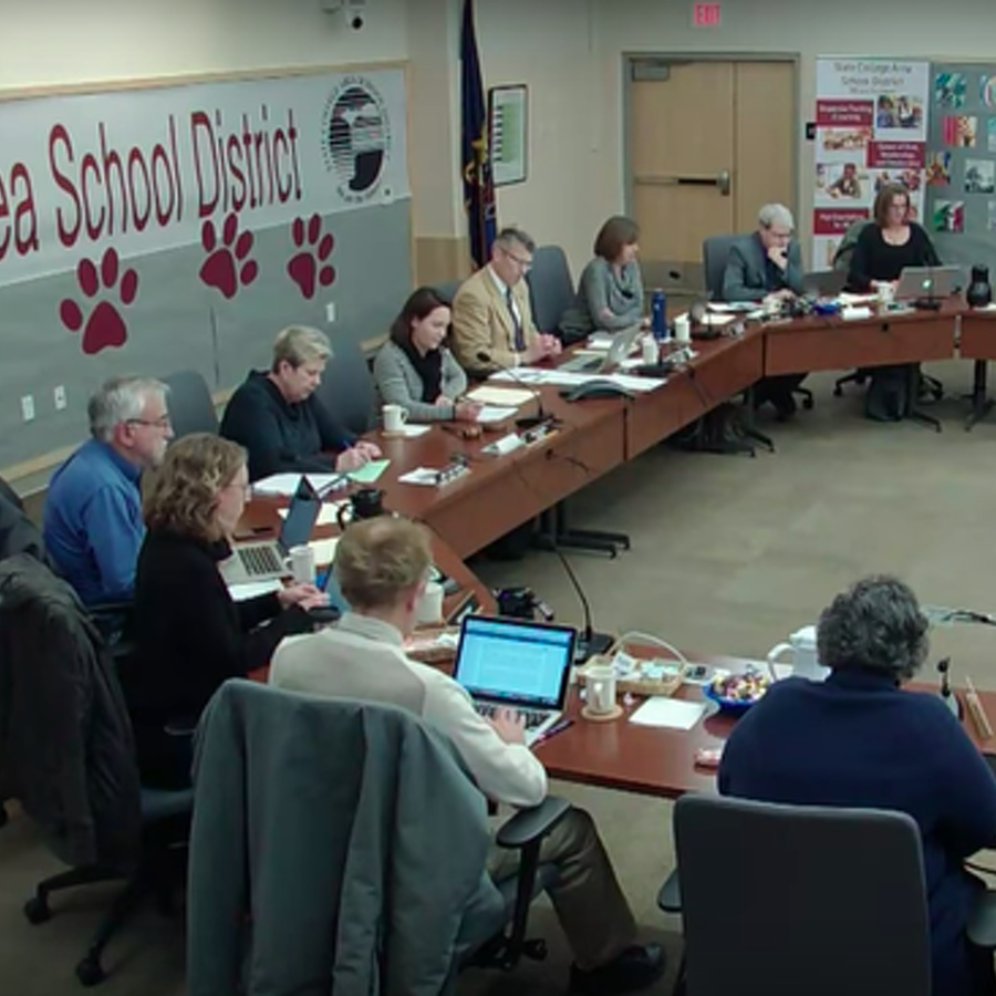 5bc3267af7 State College Area School Board Moves Forward with Proposed Budget