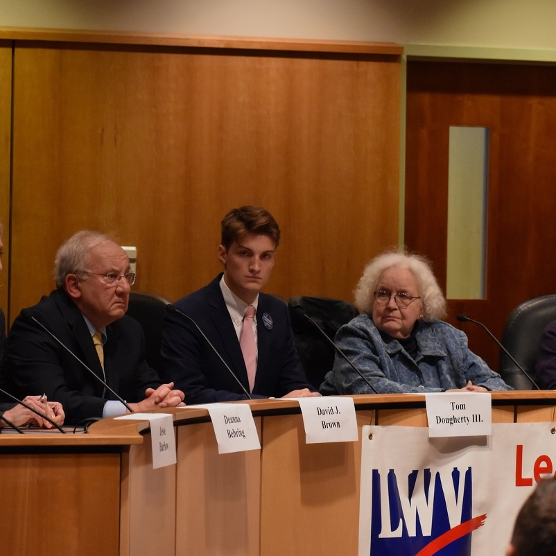 Borough Council Candidates Discuss Challenges and Opportunities Facing State College