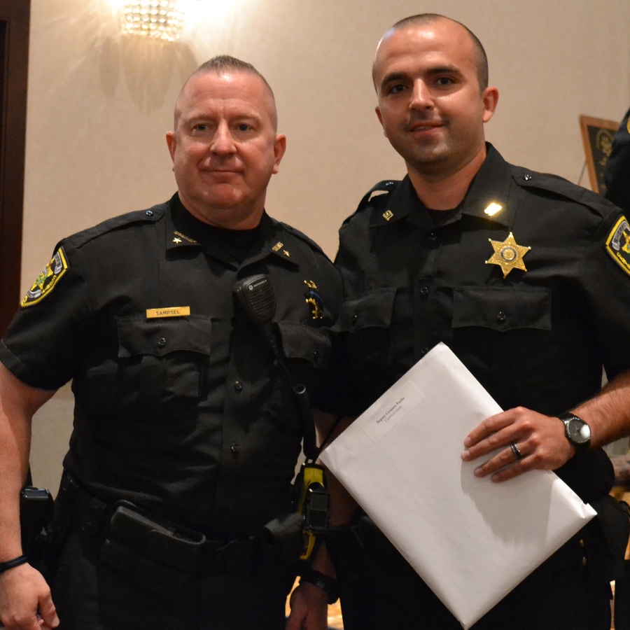 Newest Member of Centre County Sheriff's Office Among Deputy School Graduates