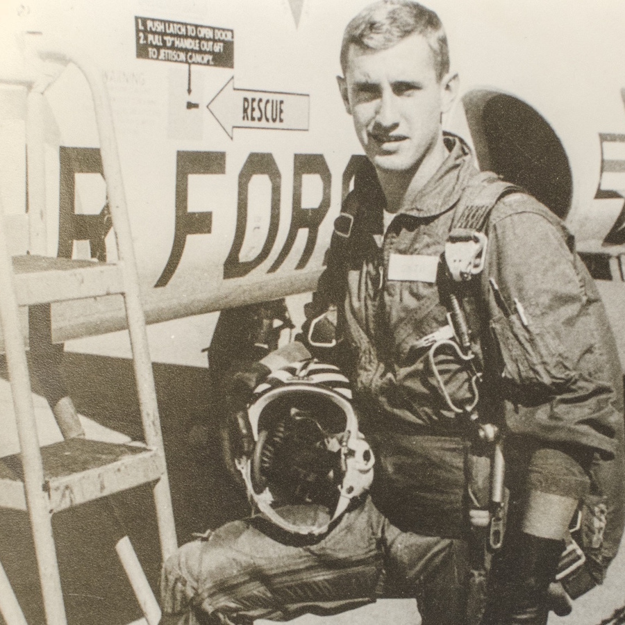 51 Years After Air Force Pilot Went Missing, Bellefonte Family Still Searching for Answers