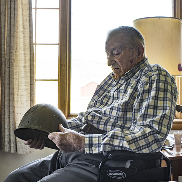 Commemorating the Beginning of the End: On the 75th Anniversary of D-Day, 2 Centre County vets reflect