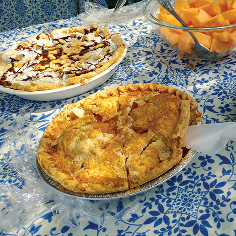 No Pie in the Sky Holiday: Centre County family annually celebrates goodness in a crust