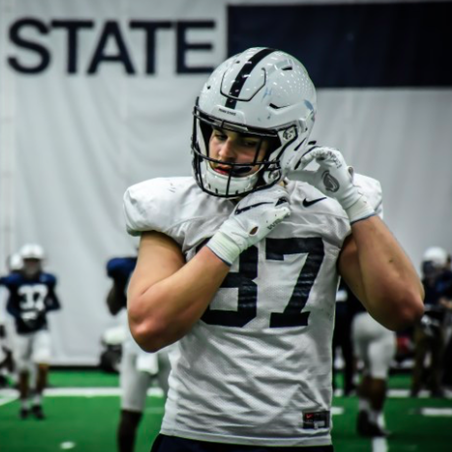 Penn State Football: Freiermuth Continues To Improve After Solid Debut Season