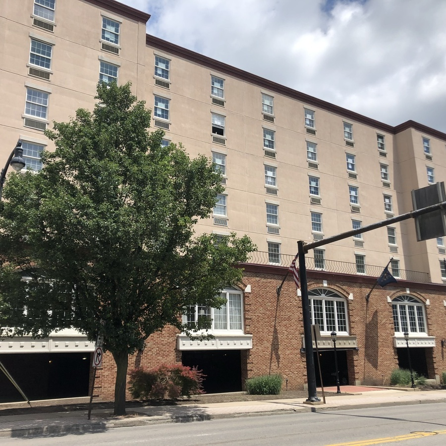 Changes Underway as Atherton Hotel Becomes Graduate State College