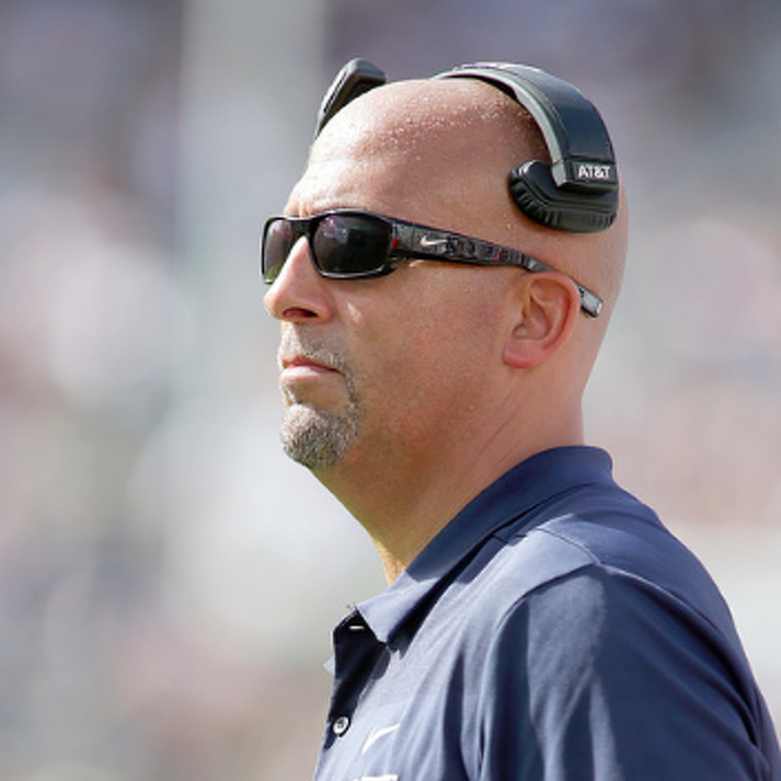 Penn State Football: James Franklin Named To Dodd Trophy Watch List