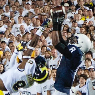 The Man Behind BTN's 'Enhanced' Replay of the 2013 Penn State-Michigan Classic