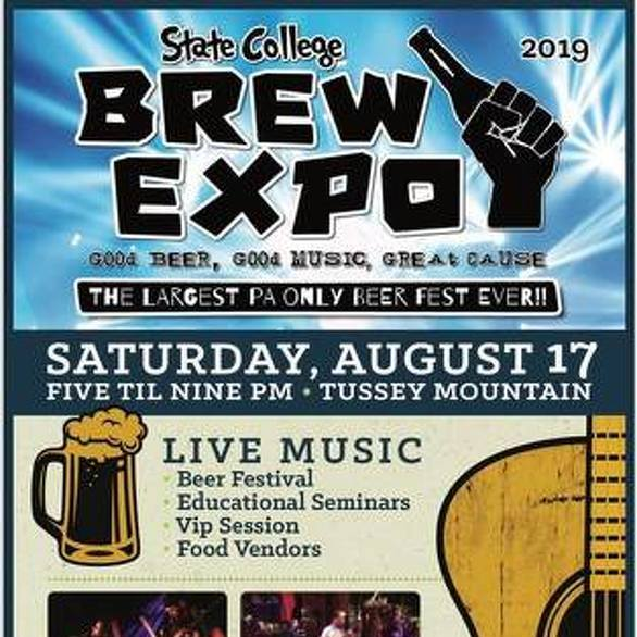 State College Brew Expo Is Tasting Success While Focusing Exclusively on Pennsylvania Beers