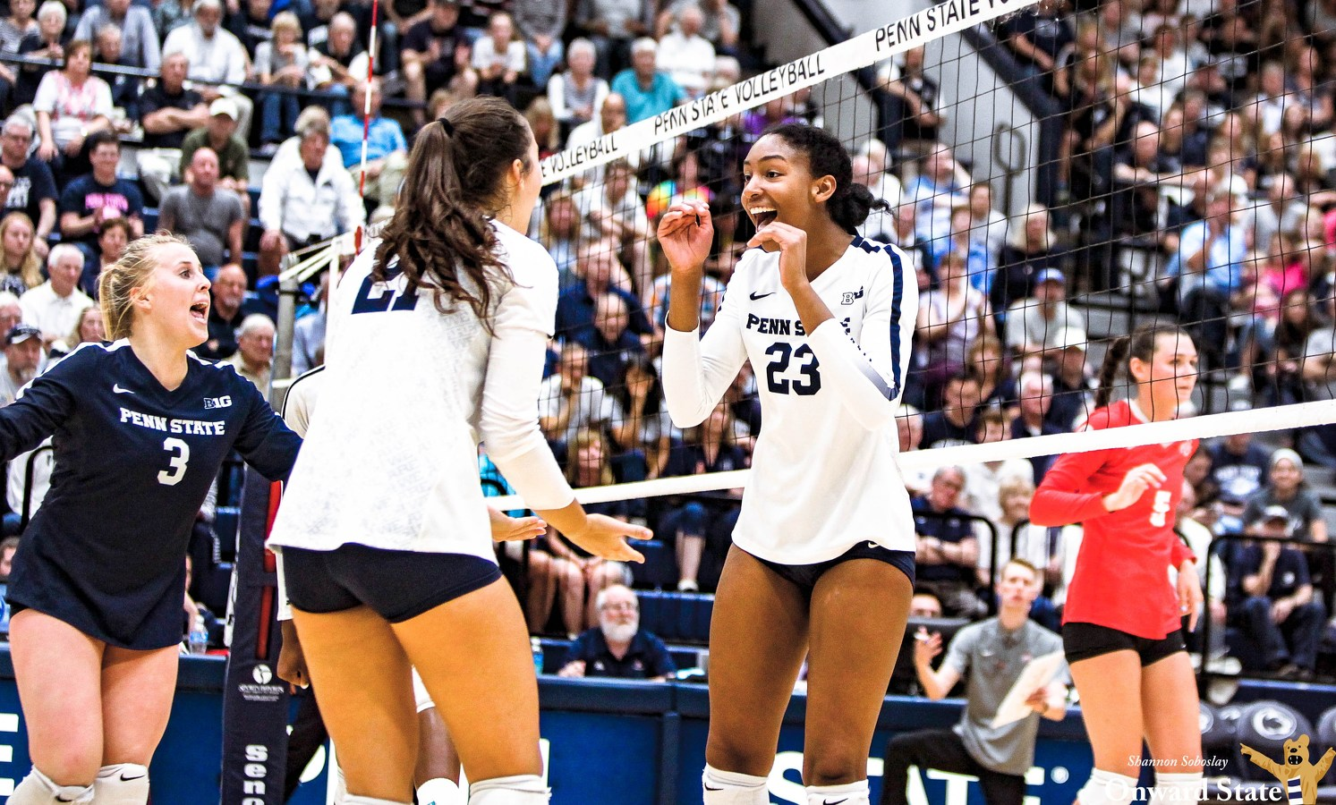 State College Pa Penn State Women S Volleyball Ranked No 8 In Preseason Coaches Poll