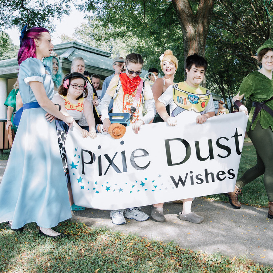 Pixie Dust Wishes Grants 12th Disney Trip