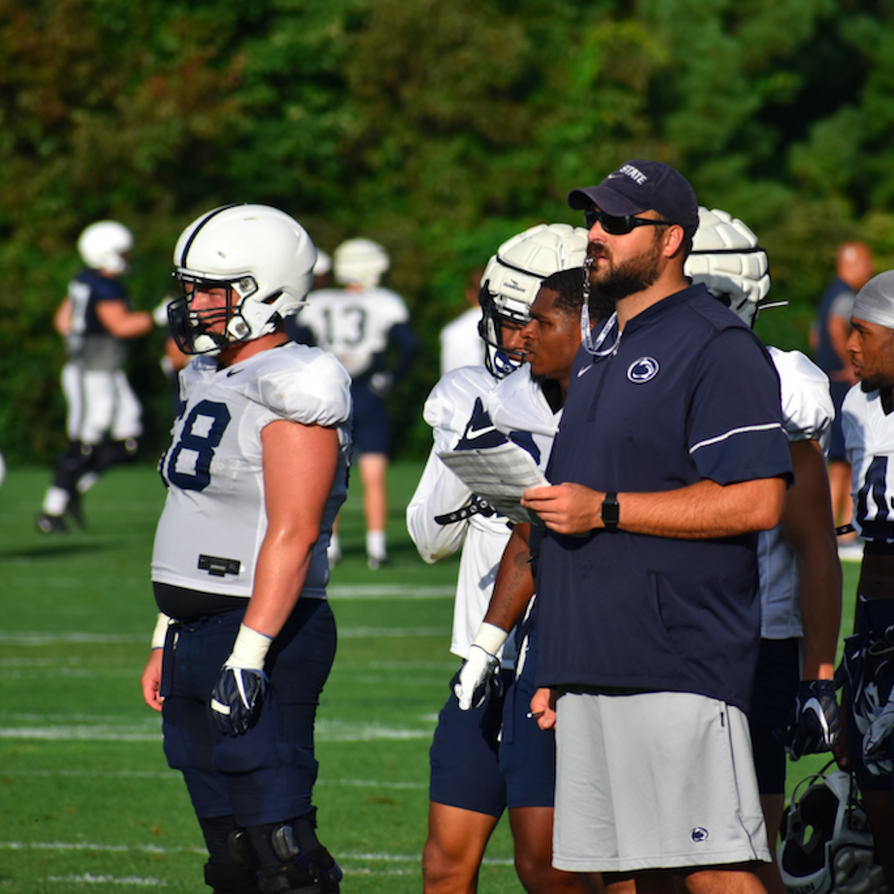 Penn State Football: Rahne To Stay In Booth As Clifford Era Begins