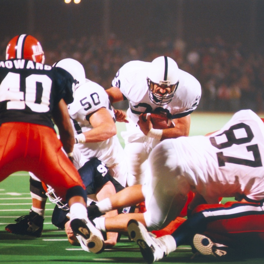 When Perfect Wasn't Enough: Museum celebrates – and rekindles debates about – Penn State teams that were Unbeaten & Uncrowned