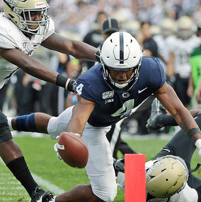 Penn State Football's Biggest Test in Early 2019? Penn State