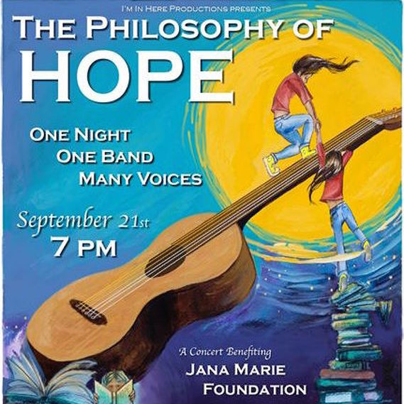 Benefit Concert to Bring 'Philosophy of Hope' to Suicide Prevention Efforts