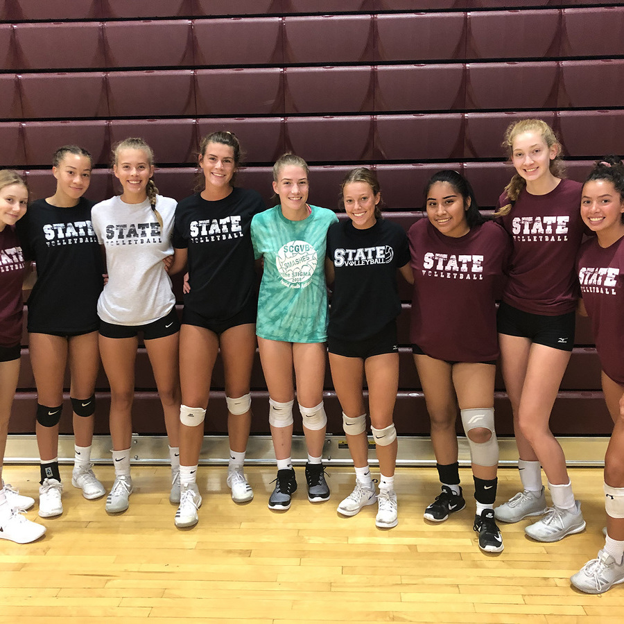 State College Girls Volleyball Returns 9 Letter Winners for 2019