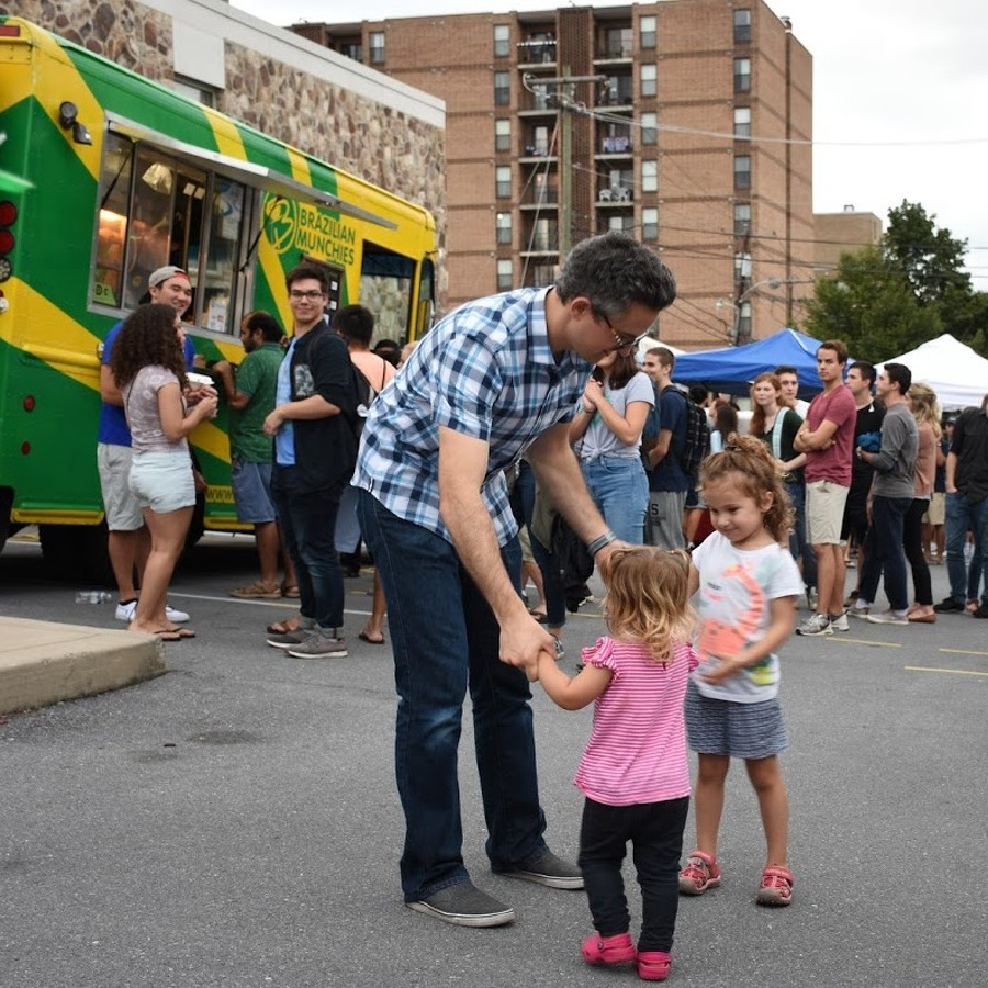 Food Truck Fiesta Brings Fine Fare and Family Fun to Benefit THON