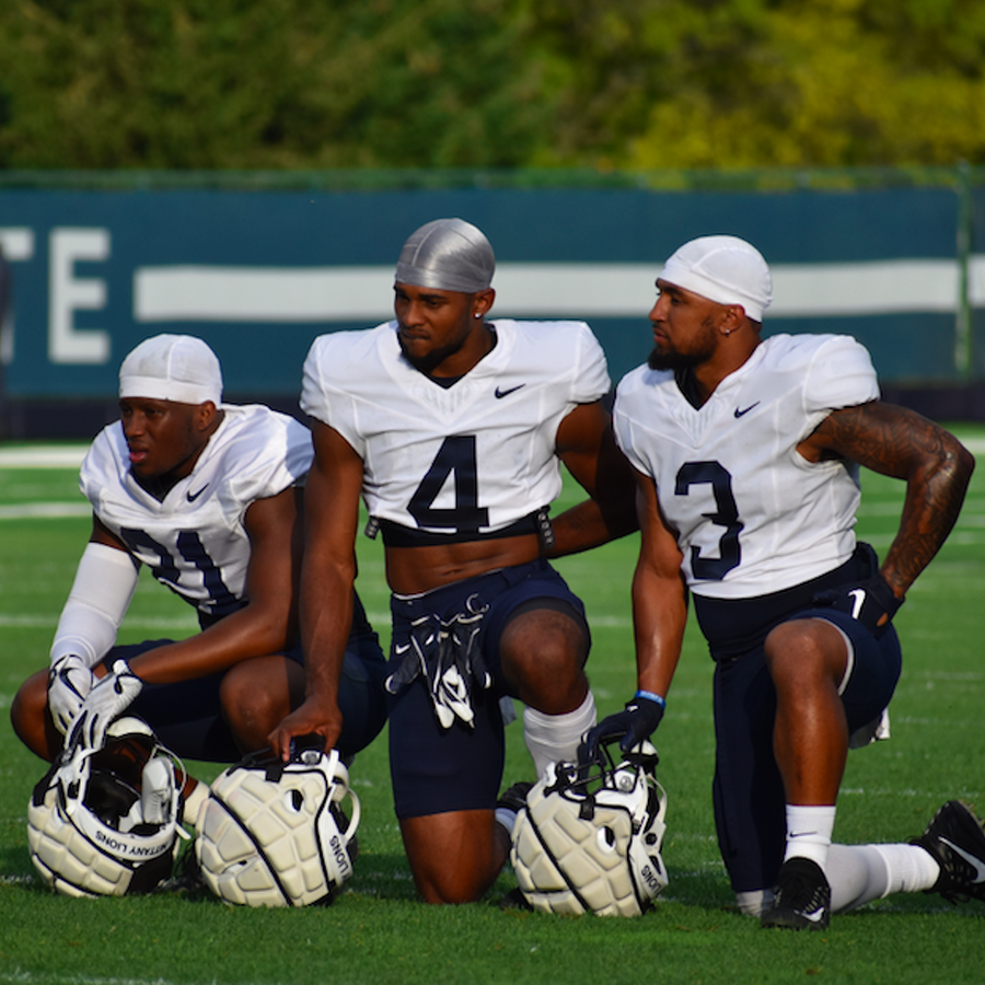 Penn State Football: Nittany Lions Still Sorting Out Running Back Rotations
