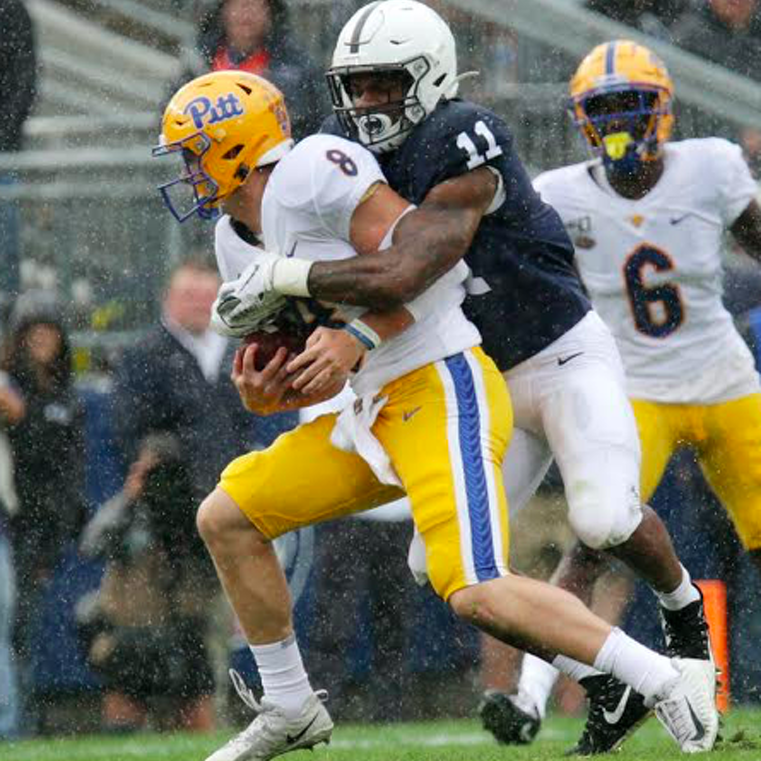 Penn State Football: Parsons Dominates As He Looks The Linebacker You've Been Waiting For