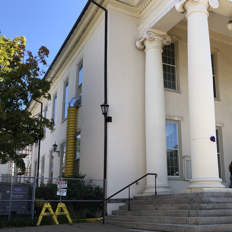 Courthouse renovations moving on to Phase 2