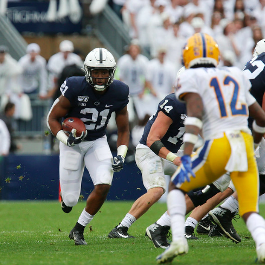 Penn State Football: Running Back Rotation Still Working Itself Out