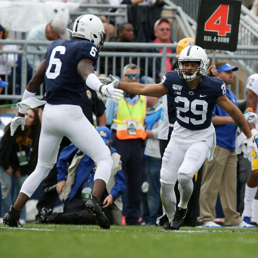 Penn State Football: Nittany Lions Move Up in Latest AP Top 25 Poll