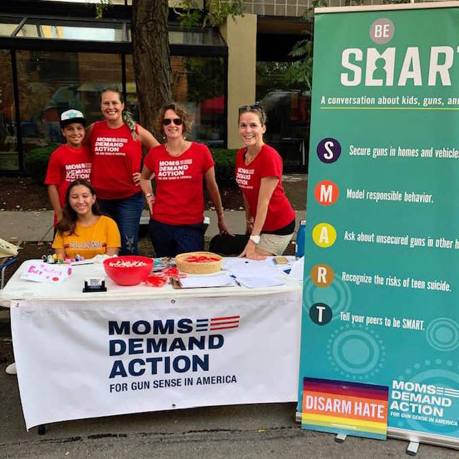 Local Moms Demand Action Leaders Show Movement Is About Common Sense Gun-Violence Prevention
