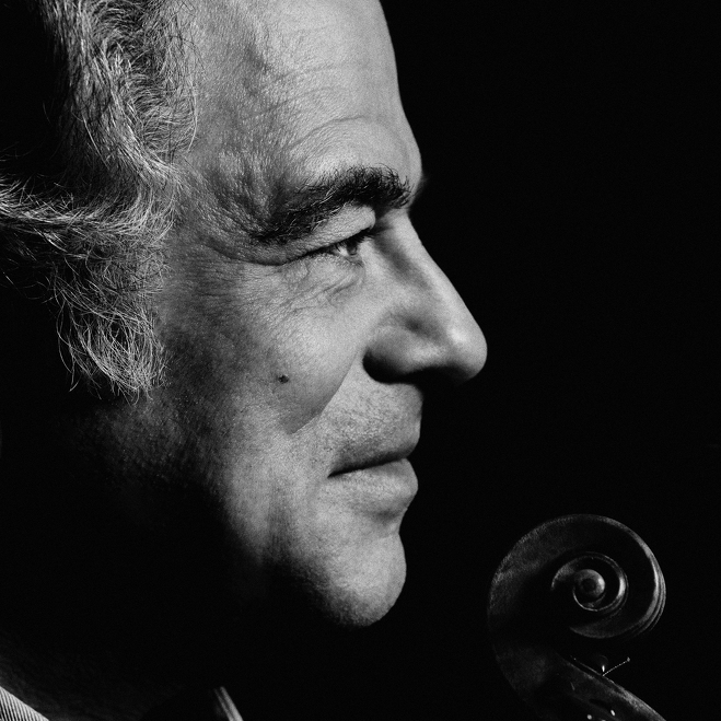 On Center: Itzhak Perlman will share music and memories in multimedia concert